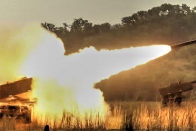 Video: Khủng khiếp vũ khí 'phủ đầu chớp nhoáng' của Mỹ diệt mục tiêu nhanh như chớp
