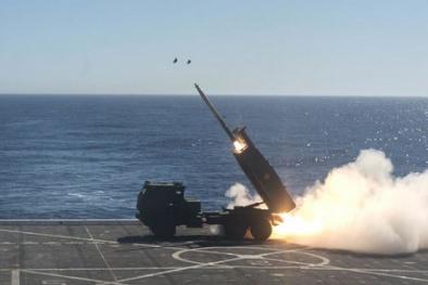 Vũ khí 'phủ đầu chớp nhoáng' của Mỹ khiến đối thủ 'tối mặt'