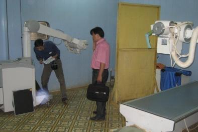 Tây Ninh: Công bố kết quả thanh tra chuyên đề An toàn bức xạ hạt nhân năm 2017