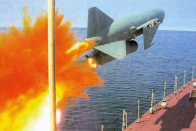 Tên lửa chống hạm 'già' nhất của Nga nhưng 'bất bại' trước mọi kẻ thù