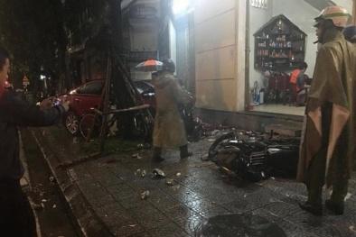 Tai nạn giao thông mới nhất 24h qua ngày 4/11/2017