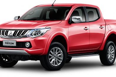 Thị trường ô tô tháng 11: Xe Nhật Mitsubishi giảm giá mạnh cho nhiều mẫu xe hot