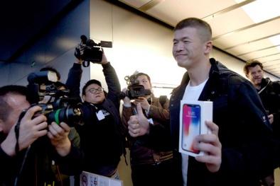 iPhone X giúp Apple đạt 'kỳ tích' tăng trưởng tại thị trường lớn nhất thế giới