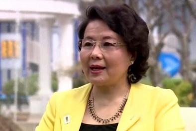 Sẽ thành lập mạng lưới nữ doanh nhân APEC?