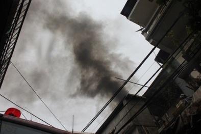 Thông tin mới nhất vụ cháy nhà phố cổ khiến 2 người thương vong