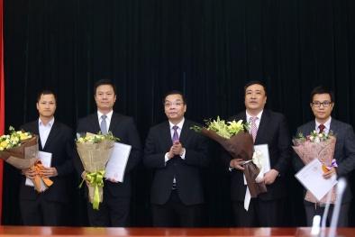 Bộ KH&CN bổ nhiệm lãnh đạo chủ chốt một số đơn vị