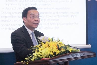 Bộ trưởng Chu Ngọc Anh: Hệ sinh thái khởi nghiệp quốc gia cần kết nối với khu vực và toàn cầu