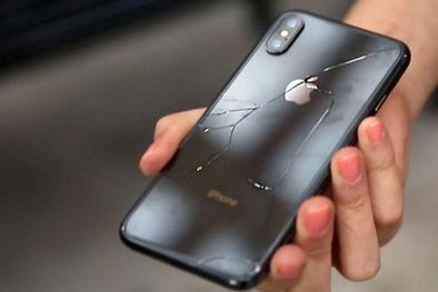 iPhone X dễ vỡ nhất trong lịch sử của Apple, người dùng thận trọng