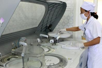 Kiểm tra một bệnh viện, phát hiện 123/143 phương tiện đo thiếu 'chuẩn'