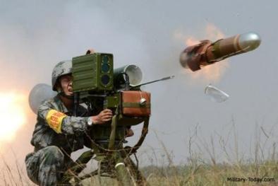 Lạnh gáy với tên lửa có khả năng biến mọi loại tăng thành 'đồ chơi'