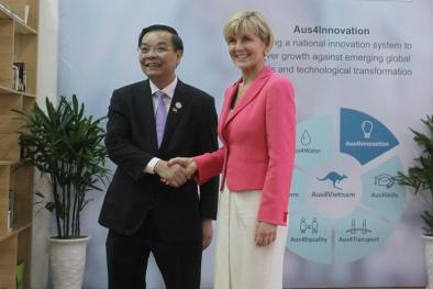 Đổi mới sáng tạo là một trụ cột mới trong quan hệ đối tác chiến lược Việt Nam – Australia