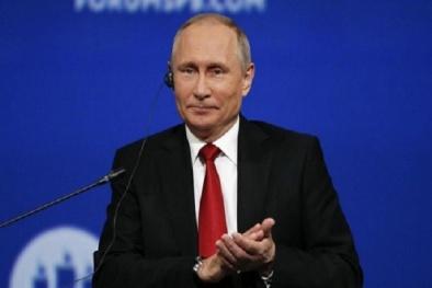 APEC 2017: Trước khi sang Việt Nam, Tổng thống Putin ủng hộ ý tưởng đặc biệt