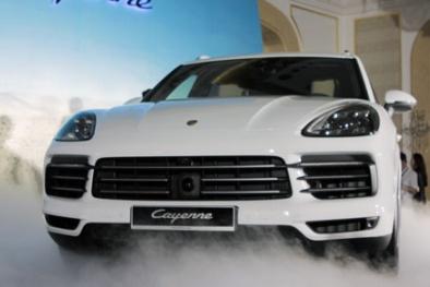 Ra mắt tại Việt Nam với giá từ 4,5 tỷ đồng, Porsche Cayenne 2018 có gì nổi trội?