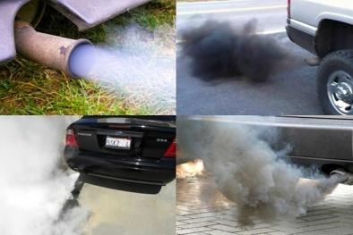 Thấy ô tô 'thở' khói lạ, tài xế phải chẩn đoán được bệnh để không mất tiền