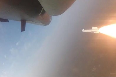 Tên lửa tấn công từ mọi hướng của Nga 'sống được' trong môi trường phức tạp