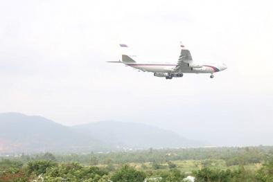 APEC 2017: Trực tiếp lễ đón các nhà lãnh đạo quốc tế đến Đà Nẵng