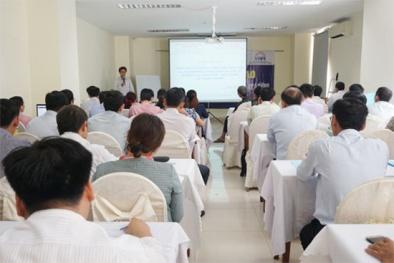 Đào tạo LEAN, 5S và Kaizen cho 15 doanh nghiệp Quảng Ngãi