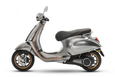 Xe Vespa chạy điện đẹp 'mê li' vừa ra mắt có gì hấp dẫn?