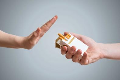 Ngừng hút thuốc lá và những thay đổi bất ngờ