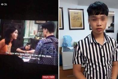 Kẻ livestream lén 'Cô Ba Sài Gòn' có thể bị phạt 1 tỷ đồng và 3 năm tù