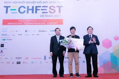 Techfest 2017: Trên 4.500 lượt người tham dự, cam kết đầu tư hơn 4,5 triệu USD