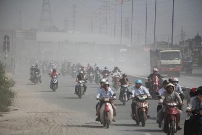 WHO cảnh báo về ô nhiễm không khí đáng báo động ở Hà Nội