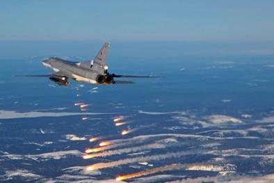Máy bay Nga được trang bị vũ khí có thể 'vượt mọi hàng phòng thủ'