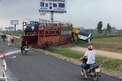 Tai nạn giao thông mới nhất 24h qua ngày 18/11/2017