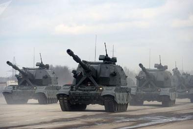 Đáng sợ sức mạnh 'siêu pháo' Nga chỉ một khẩu thay thế cả khẩu đội pháo