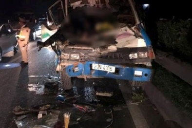Tai nạn giao thông mới nhất 24h qua ngày 20/11/2017