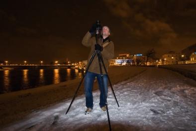 Kỹ thuật chụp ảnh vào ban đêm có những bức ảnh đẹp lung linh huyền ảo