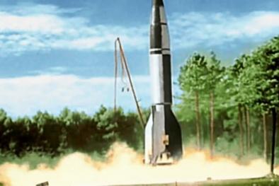 Mổ xẻ tên lửa 'bom bay' đầu tiên trên thế giới làm thay đổi cục diện Thế chiến thứ II