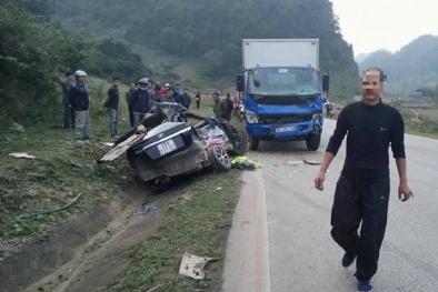 Tai nạn thảm khốc 4 người tử vong: Thông tin mới nhất về lái xe gây tai nạn