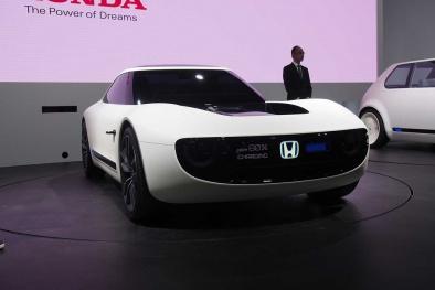 Honda chuẩn bị ra mắt xe hơi chạy điện sạc nhanh nhất thế giới