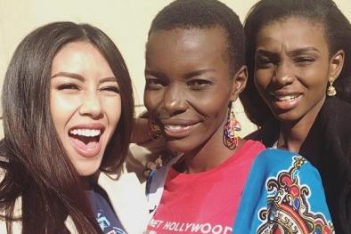 Nguyễn Thị Loan liệu 'có làm nên chuyện' tại Miss Universe 2017?