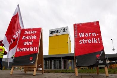 Công nhân Amazon đình công để được nhận thêm lương vào ngày Black Friday