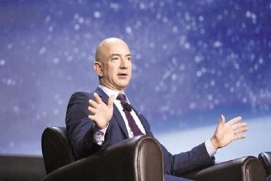 Tài sản của ông chủ Amazon cán mốc 'khủng' nhờ Black Friday