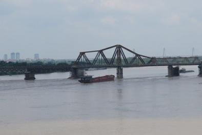 Hà Nội: Chính thức xác định được vật thể ở gần trụ cầu Long Biên