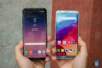 'Đấu' iPhone X, Galaxy S9 và LG G7 có thể ra mắt sớm vào tháng 1/2018