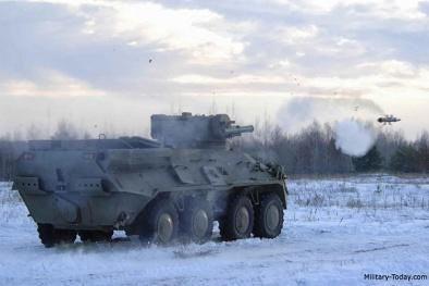 Vũ khí 'khắc tinh' đáng sợ nhất của mọi loại tăng trên thế giới kể cả T-90
