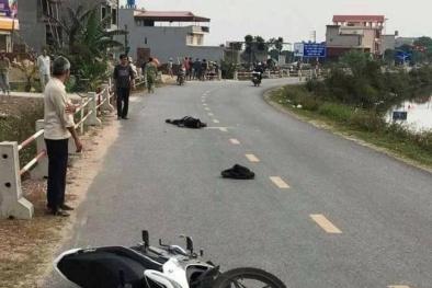 Hải Dương: Người dân phát hiện chiến sĩ công an huyện tử vong bên đường
