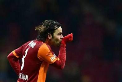 """Samsung bị kiện vi phạm bản quyền khi sử dụng logo """"S8"""" của cầu thủ bóng đá Thổ Nhĩ Kì"""