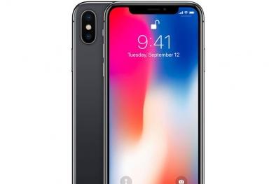 Apple đã bán được bao nhiêu chiếc iPhone X?