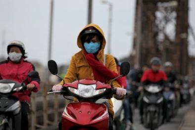 Dự báo thời tiết: Không khí lạnh tăng cường xuống miền Bắc nước ta