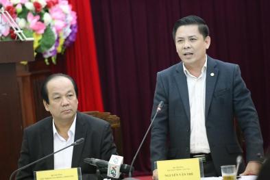 Bộ trưởng GTVT cam kết chất lượng công trình giao thông là yếu tố hàng đầu