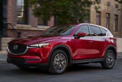 Mazda CX-5 2018 vừa về Việt Nam: Ước tính giá lăn bánh tại Hà Nội