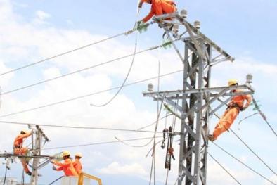 Từ 1/12, giá điện tăng 6,08%, lên mức 1.720,65 đồng một kWh