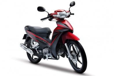 Tư vấn mua xe máy: 5 xe máy bền bỉ, giá chỉ khoảng 18 triệu đồng