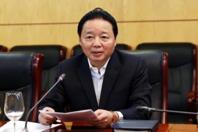 Ghi tên hộ gia đình vào sổ đỏ: Bộ trưởng Trần Hồng Hà nhận 3 thiếu sót