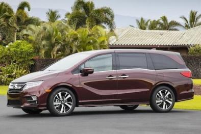 Hơn 650 chiếc Honda Accord và Odyssey gặp lỗi tại Việt Nam bị triệu hồi